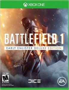 Battlefield 1 Early Enlister Deluxe