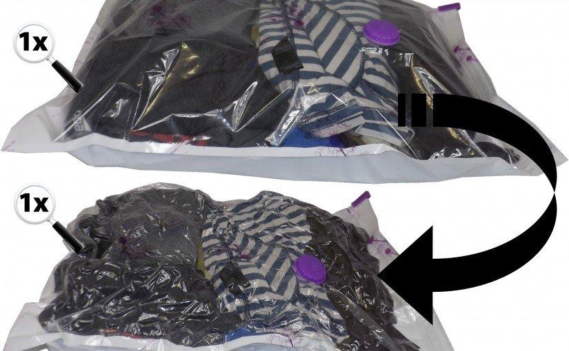 Saci vidat pentru depozitarea în siguranță a hainelor
