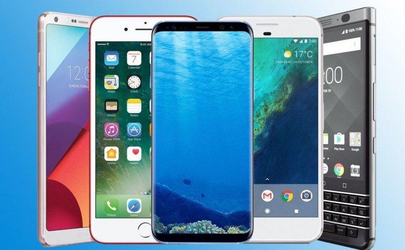 Cele mai bune smartphone-uri din 2017