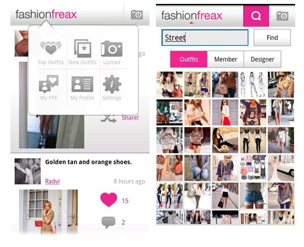 3 aplicatii de moda must-have pentru fashioniste