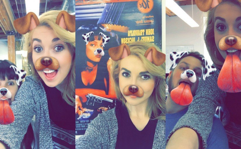 Cum functioneaza Snapchat – filtre si aplicatii